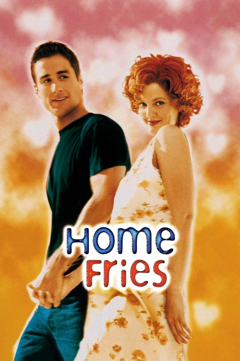 Home Fries (film) movie poster