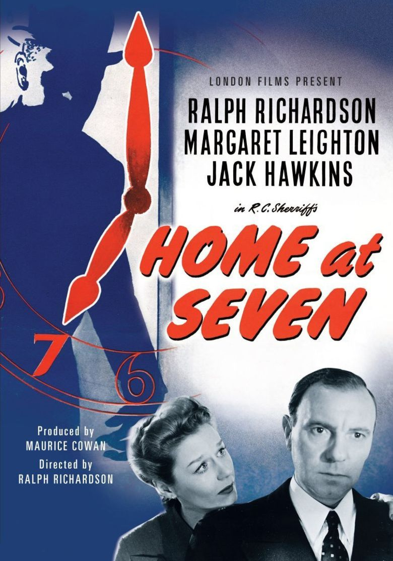 Home at Seven (film) movie poster
