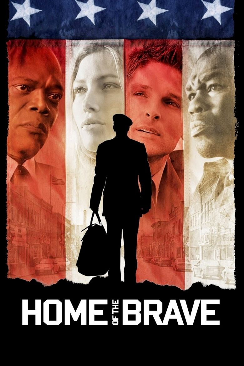 Home of the Brave (2006 film) movie poster
