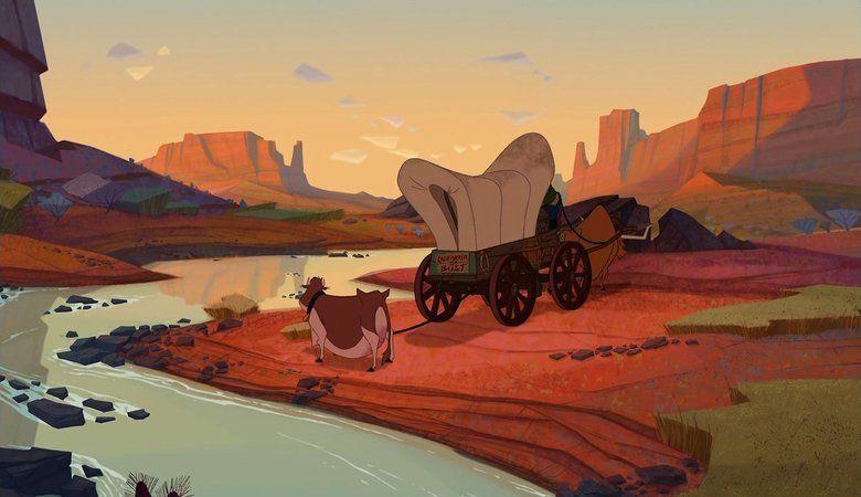 Home on the Range (2004 film) movie scenes