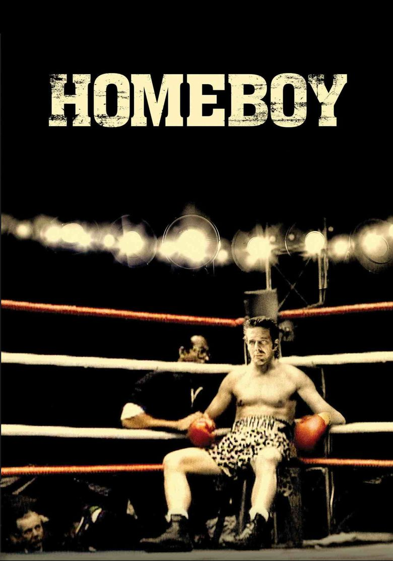 Homeboy (film) movie poster