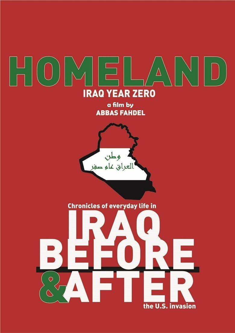 Homeland: Iraq Year Zero movie poster