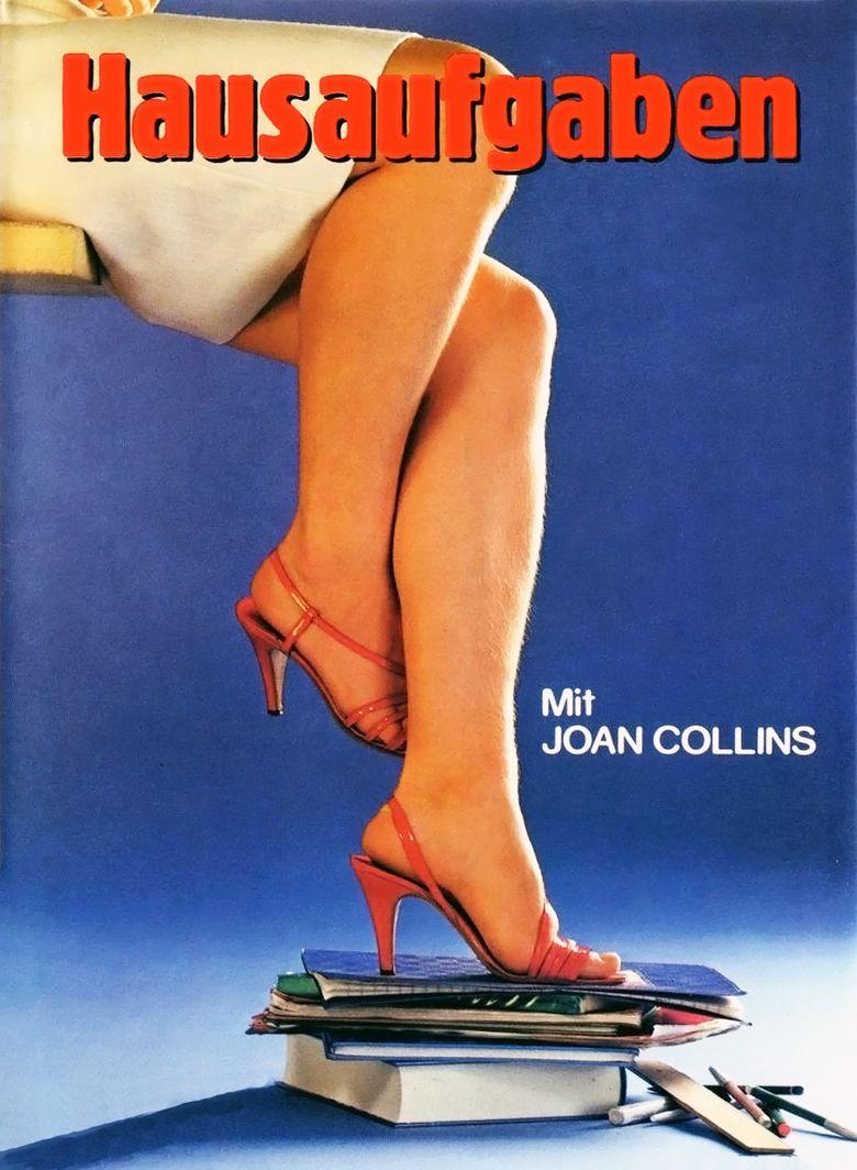 Homework (1982 film) movie poster