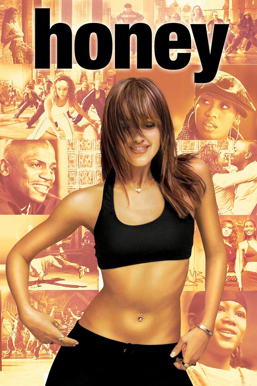 Honey (2003 film) movie poster