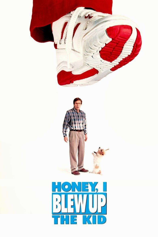 Honey, I Blew Up the Kid movie poster