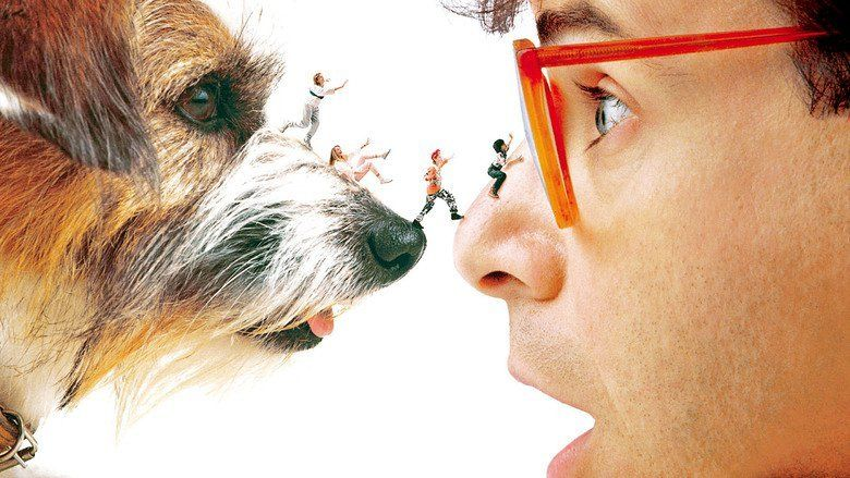 Honey, I Shrunk the Kids movie scenes