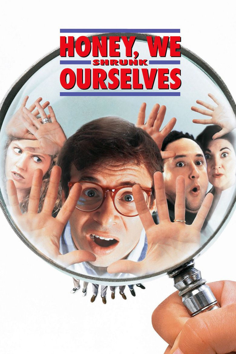 Honey, We Shrunk Ourselves movie poster