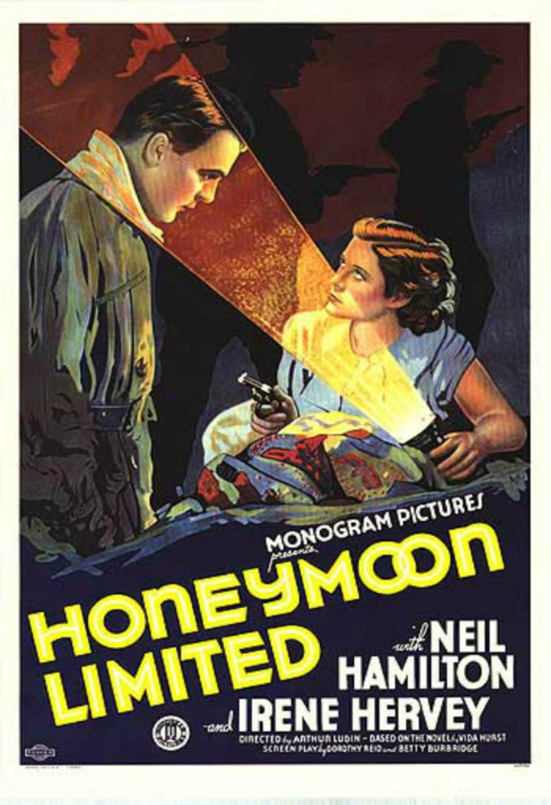 Honeymoon Limited movie poster
