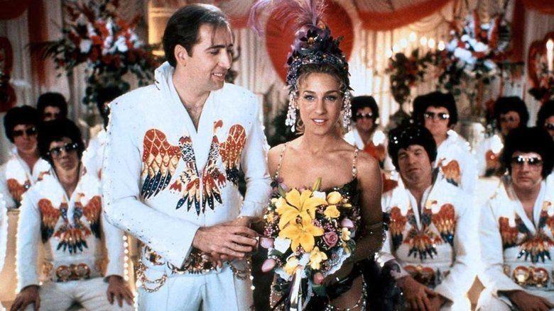 Honeymoon in Vegas movie scenes