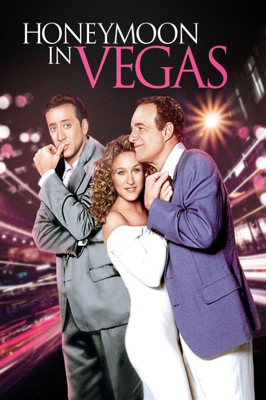 Honeymoon in Vegas movie poster