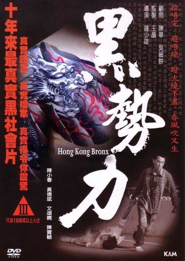Hong Kong Bronx movie poster