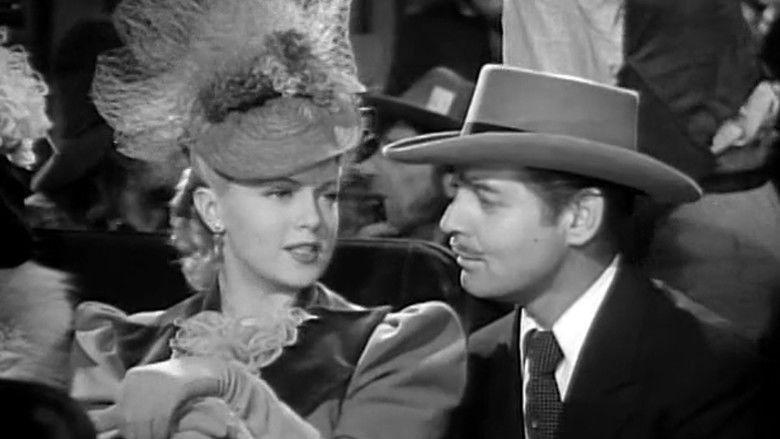 Honky Tonk (1941 film) movie scenes