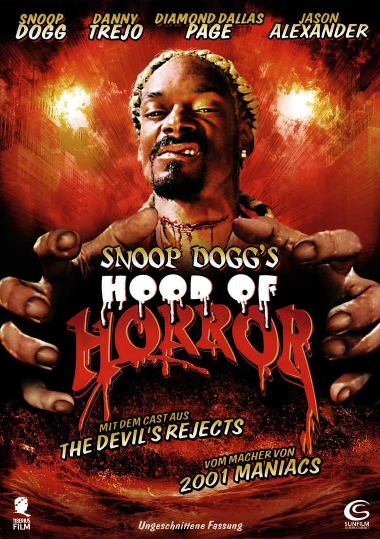 Hood of Horror movie poster