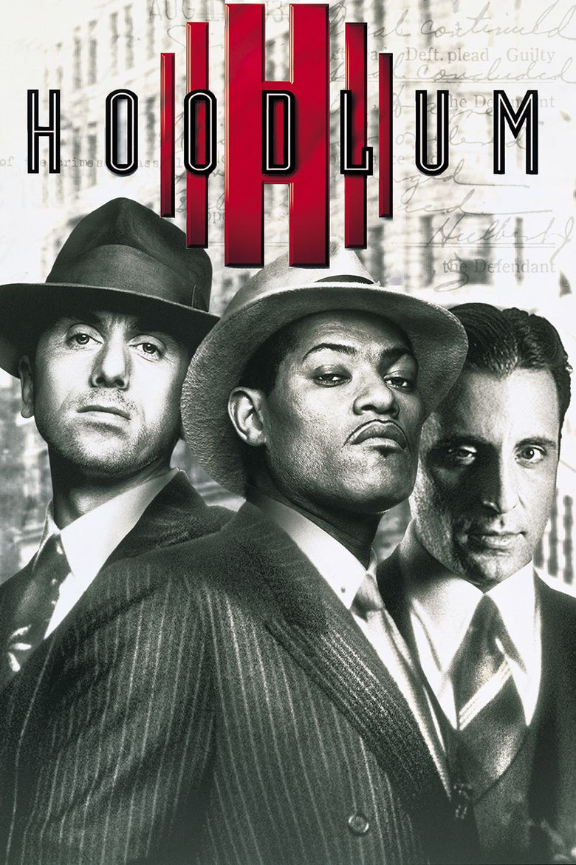 Hoodlum (film) movie poster