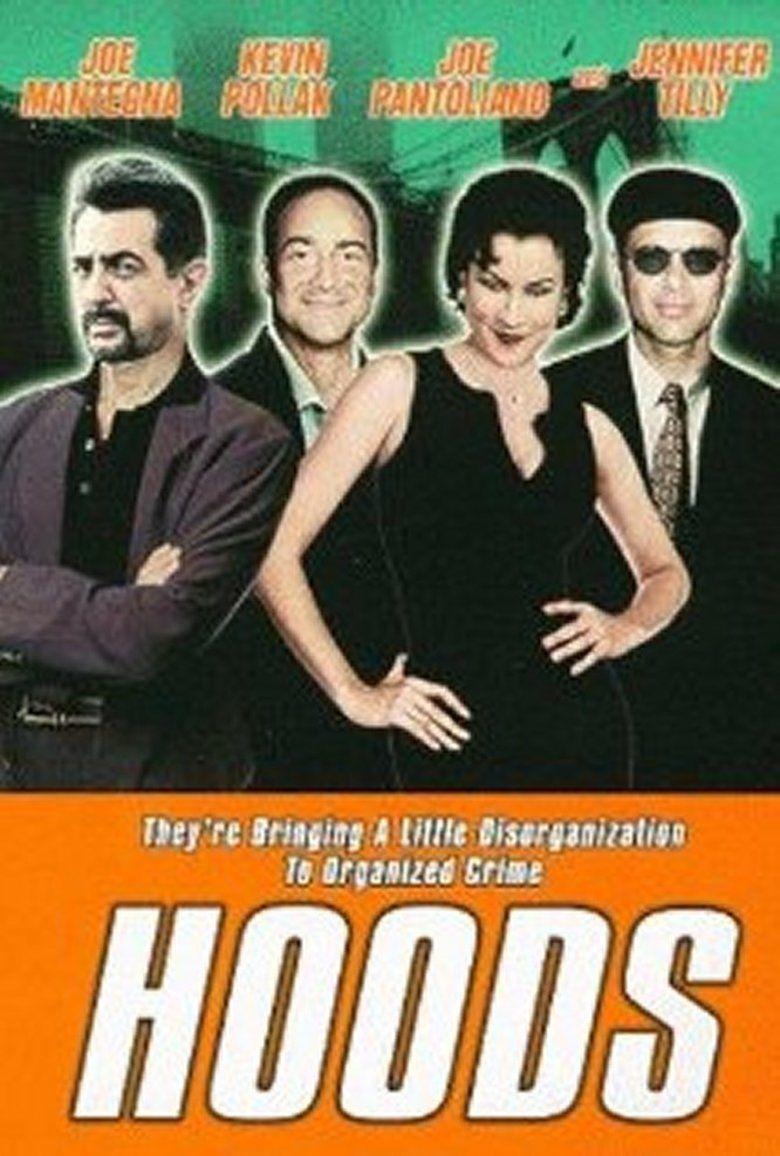 Hoods (film) movie poster