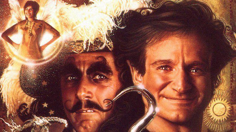 Hook (film) movie scenes
