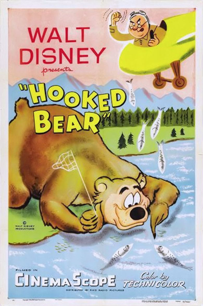 Hooked Bear movie poster