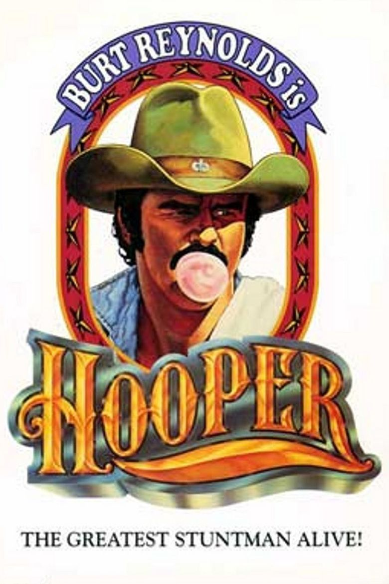 Hooper (film) movie poster