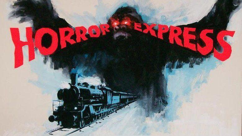 Horror Express movie scenes