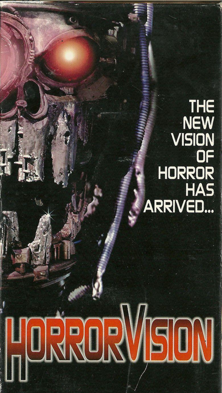 Horror Vision movie poster