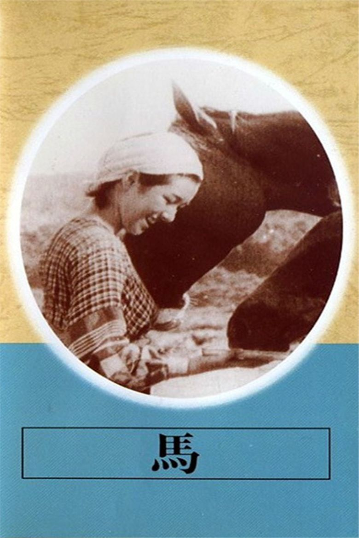 Horse (1941 film) movie poster