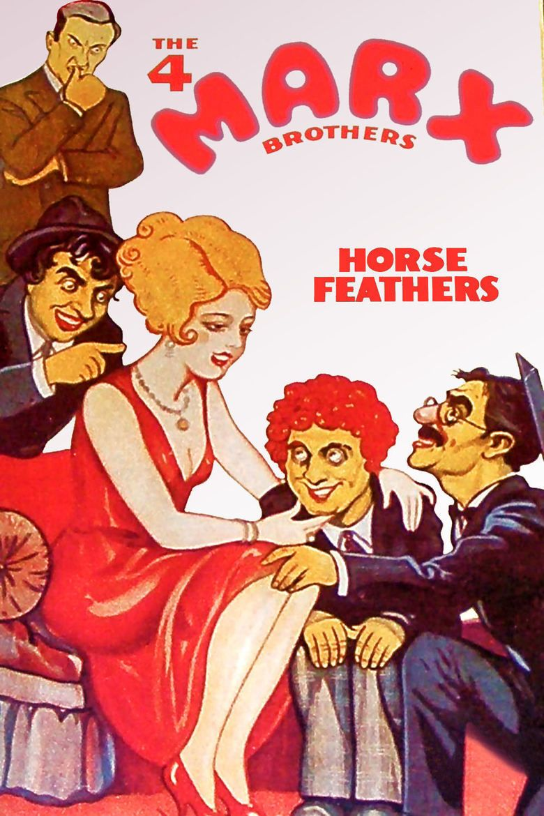 Horse Feathers movie poster