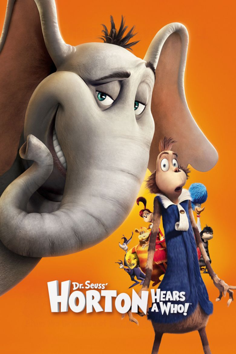 Horton Hears a Who! (film) movie poster