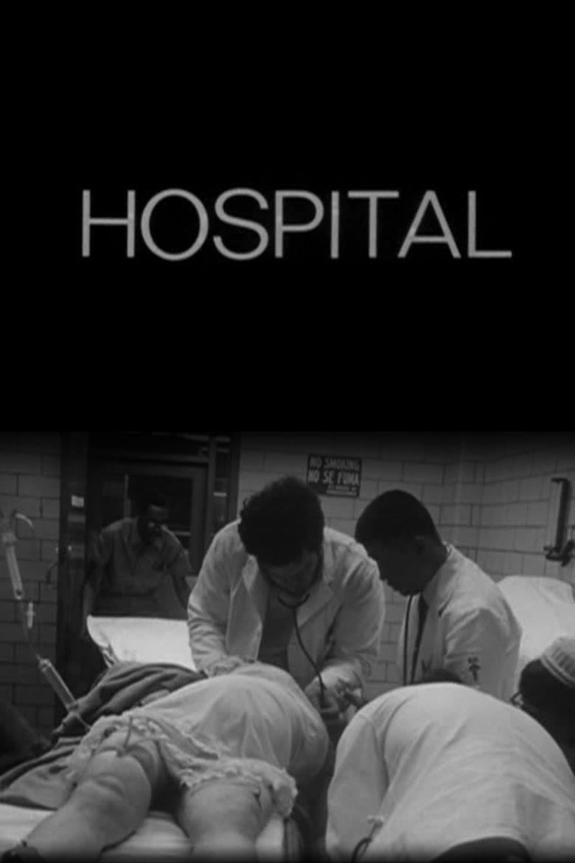 Hospital (1970 film) movie poster