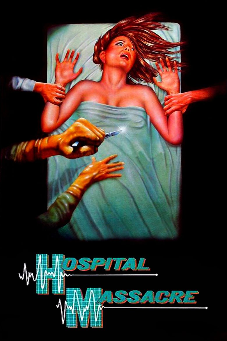 Hospital Massacre movie poster