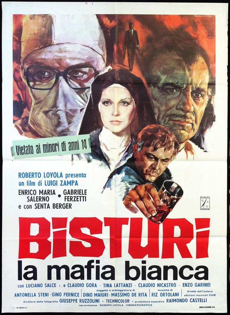 Hospitals: The White Mafia movie poster
