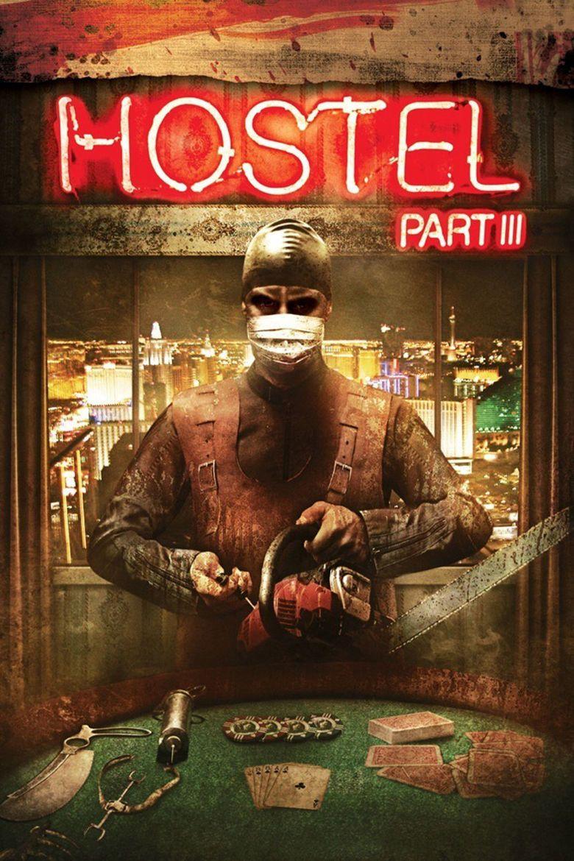 Hostel: Part III movie poster