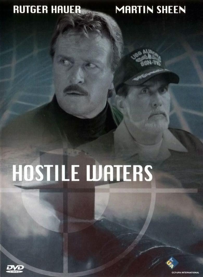 Hostile Waters (film) movie poster