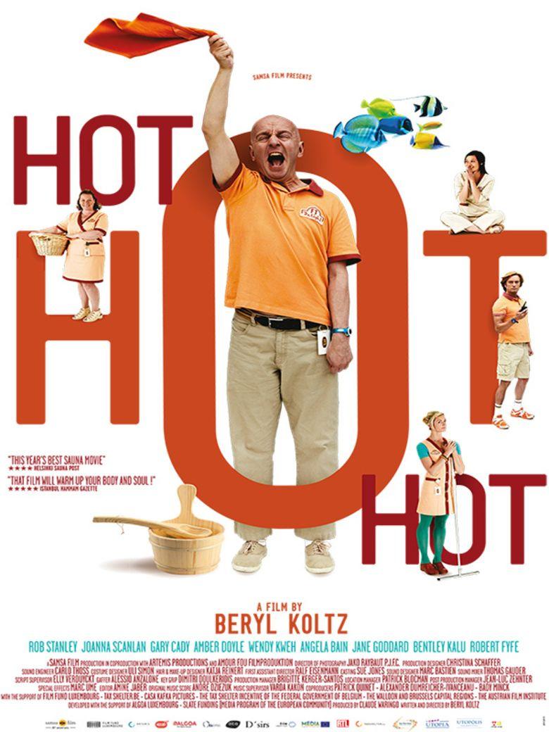 Hot Hot Hot (film) movie poster