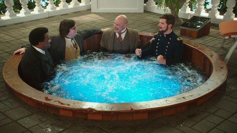 Hot Tub Time Machine 2 movie scenes