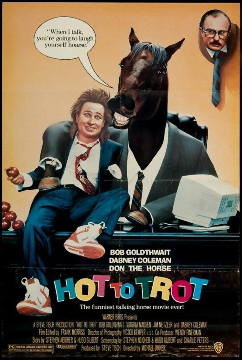 Hot to Trot movie poster