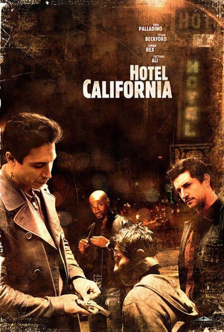 Hotel California (2008 film) movie poster
