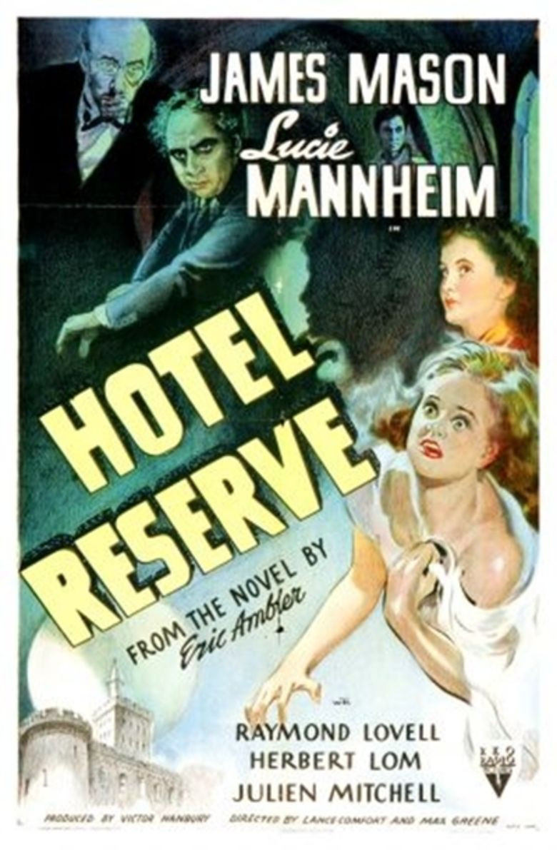 Hotel Reserve movie poster