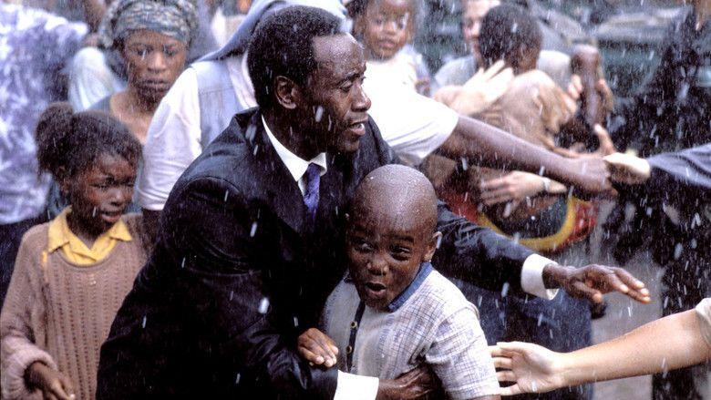 Hotel Rwanda movie scenes