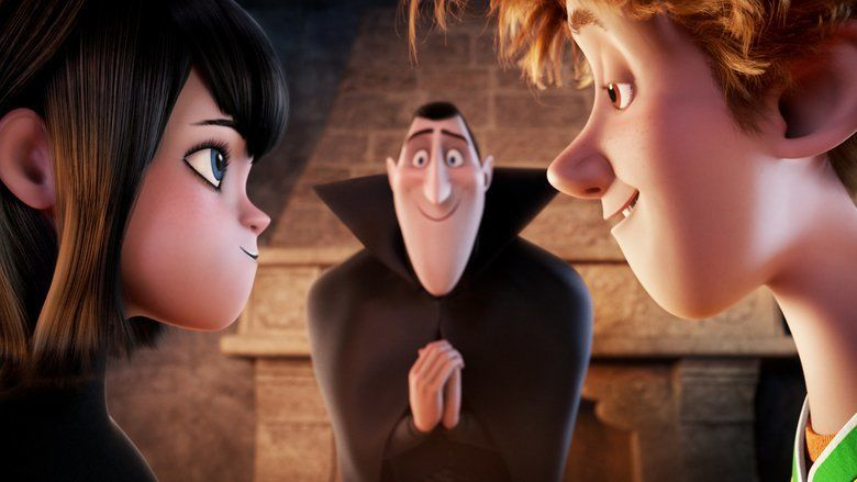 Hotel Transylvania movie scenes