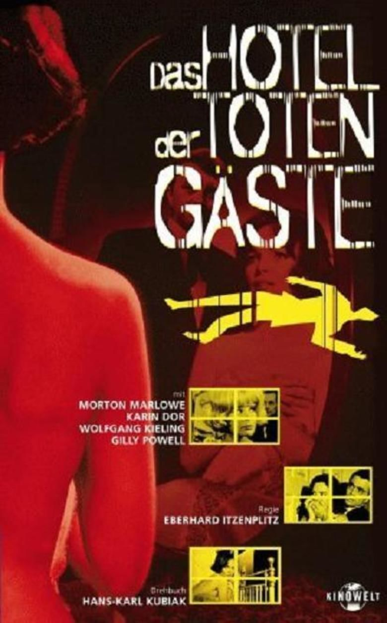 Hotel der toten Gaste movie poster