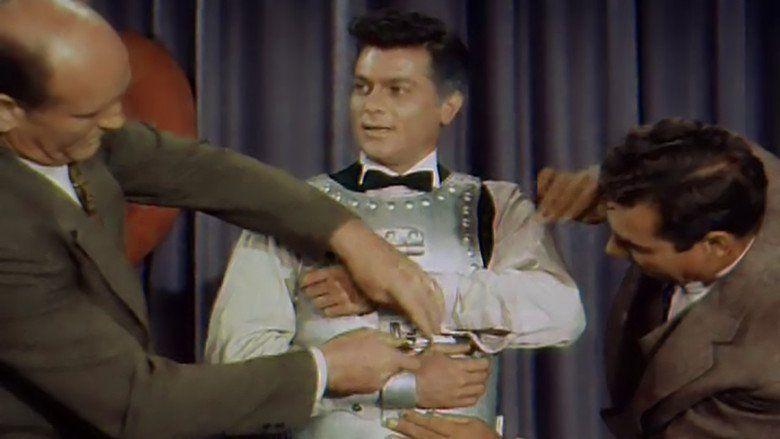 Houdini (film) movie scenes