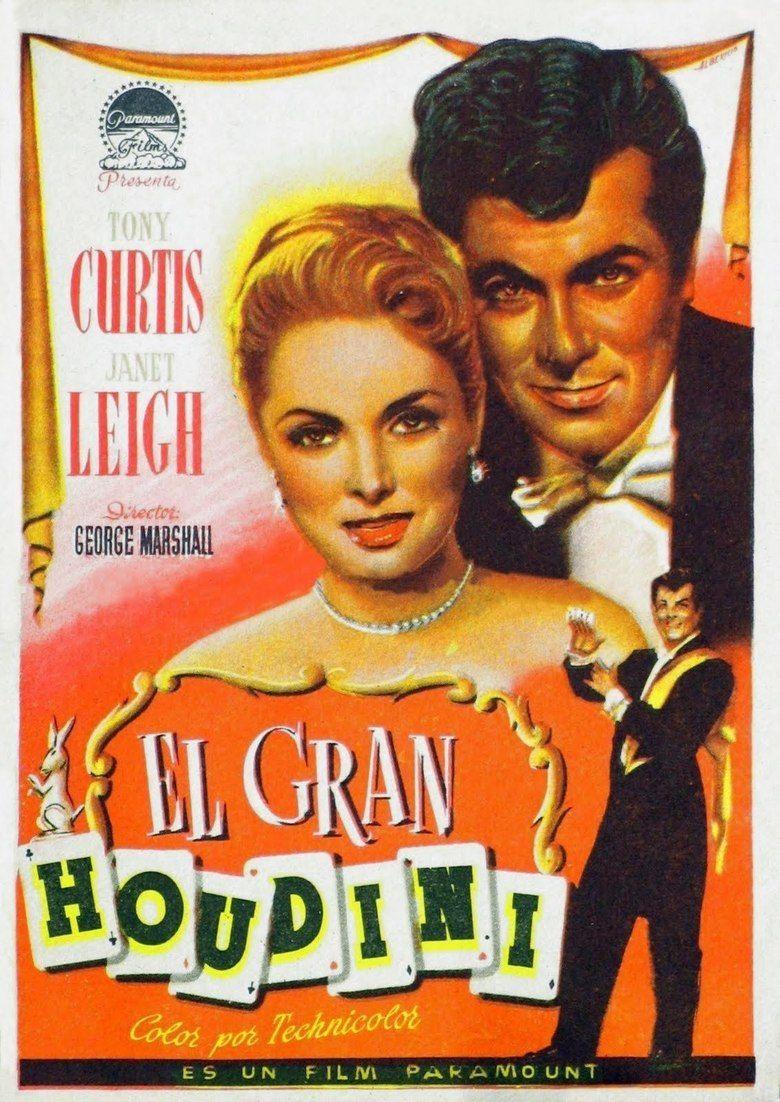 Houdini (film) movie poster