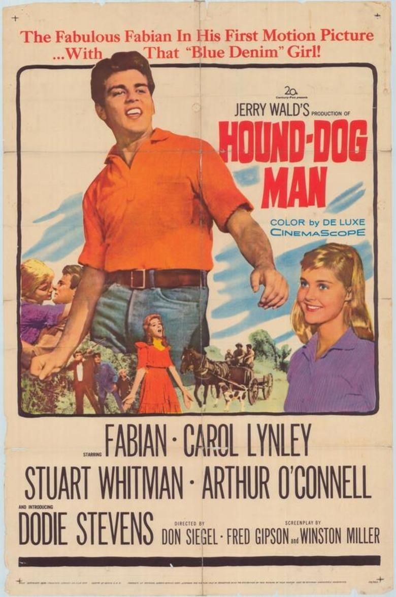 Hound Dog Man movie poster