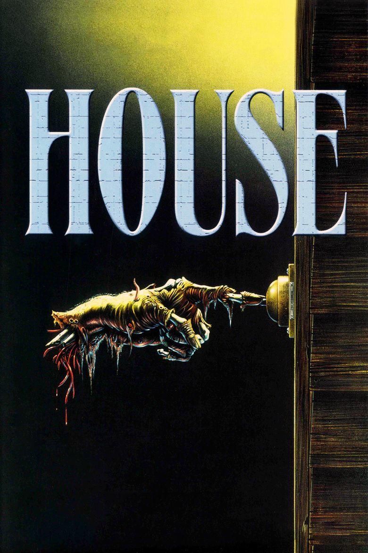 House (1986 film) movie poster
