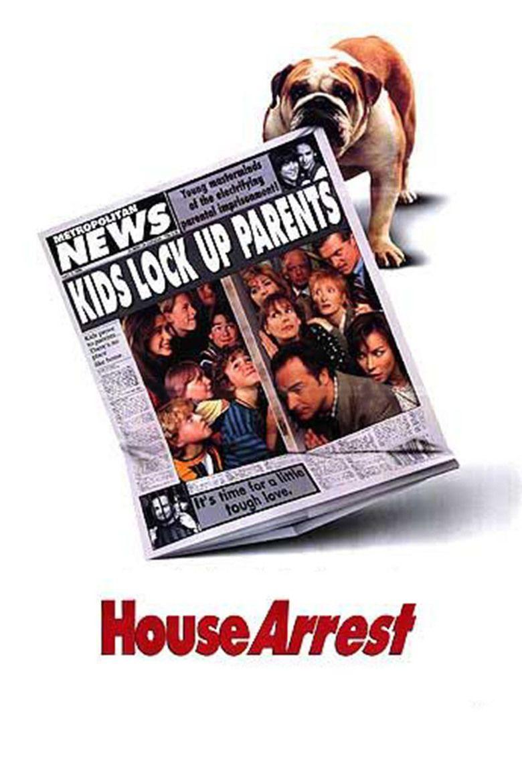 House Arrest (film) movie poster