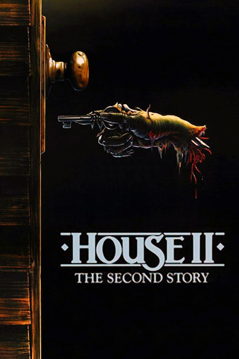 House II: The Second Story movie poster
