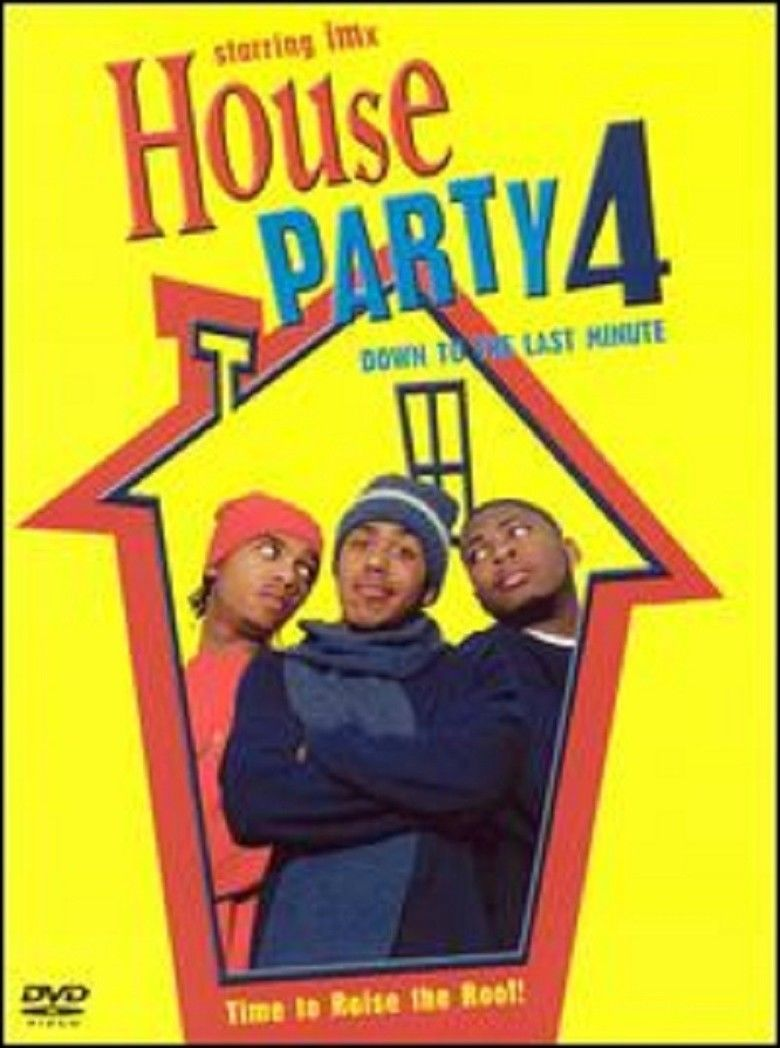 House Party 4: Down to the Last Minute movie poster