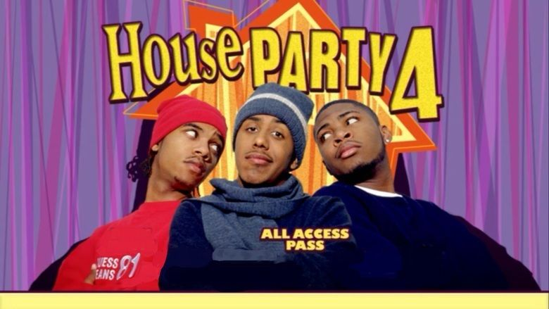 House Party 4: Down to the Last Minute movie scenes