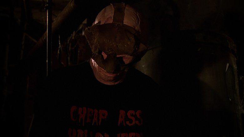 House of 1000 Corpses movie scenes