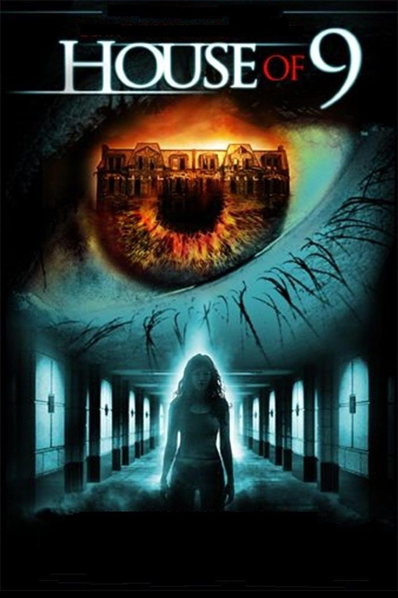 House of 9 movie poster